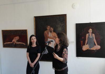 Ани Петрова -Живопис в Галерия Серякова Къща