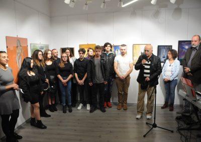 изложба ученици 2019