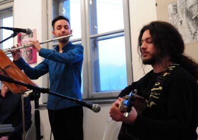 Концерт на Михаел Георгиев и Станислав Кордоловски