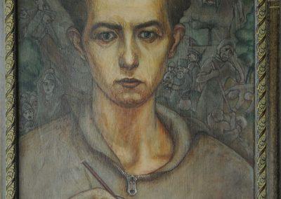 Автопортрет на Иван Шошков