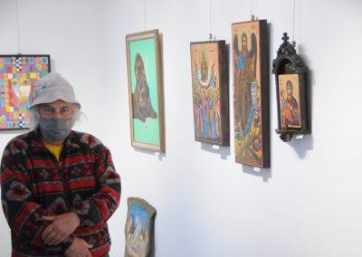 Пролетна изложба,2021